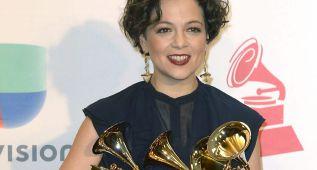 Natalia Lafourcade y Juan Luis Guerra ganan los Latin Grammy