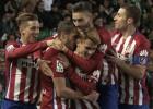 5 números de la suerte en la historia del Atlético