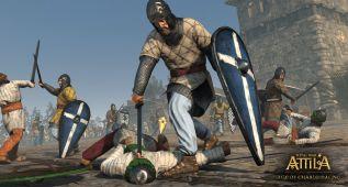 Época de Carlomagno, nueva campaña de Attila Total War