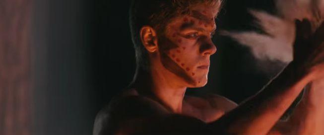 Edu Imbernon une el cine y la electrónica en 'Fixing Fires'