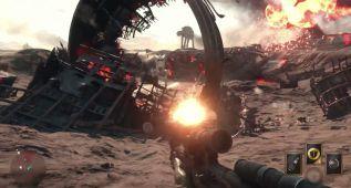 La Batalla de Jakku, primer DLC gratuito de SW Battlefront