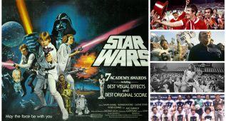 1977, el año en que saltó a la fama Star Wars