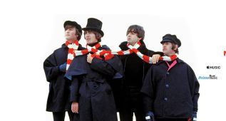 The Beatles llegan en streaming para amenizar la Navidad