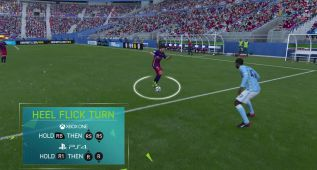 FIFA 16: cómo regatear pisando el balón (vídeo)