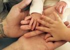 La tierna foto que colgó Puyol para recibir a su nueva hija