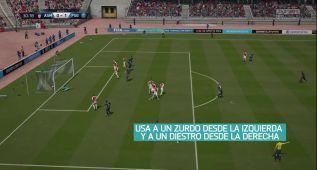 FIFA 16: cómo lanzar faltas por encima de la barrera (vídeo)