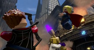 Lego Marvel Vengadores trae DLCs exclusivos para PlayStation