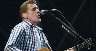 "Muere Glenn Frey, el alma de The Eagles y ""Hotel California"""