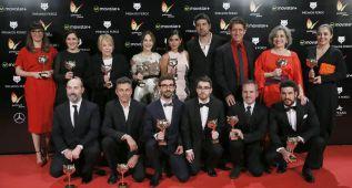 'La Novia' triunfa en unos premios Feroz gamberros