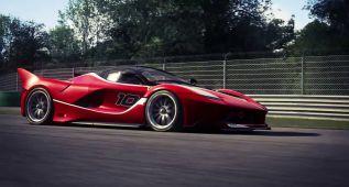 El Ferrari FFX-K, portada de Assetto Corsa (vídeo)