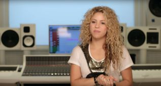 Shakira presenta 'Try Everything', de la nueva película Disney