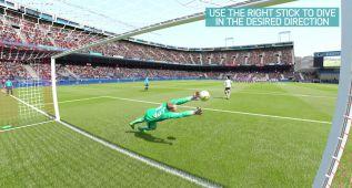 FIFA 16: así se paran los penaltis (vídeo)