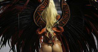 El Carnaval de Sao Paulo: así viven la fiesta de los cuerpos