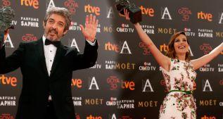 Ricardo Darín y Natalia de Molina, los mejores actores