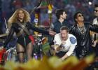 Color y energía en el Show de la 50 Final de la Super Bowl