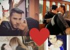San Valentín: los futbolistas también demuestran su amor