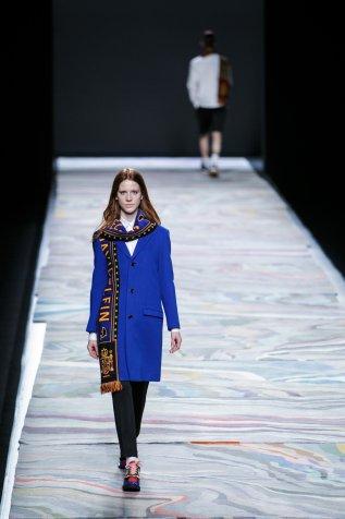 Madrid fashion week david delf n y su colecci n inspirada en la afici n al f tbol fotogaler a - David delfin outlet ...