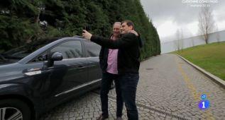 Casillas abre su casa de Oporto y su personalidad a Bertín Osborne