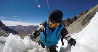 Kyle Maynard: sin brazos ni piernas hasta la cima del mundo
