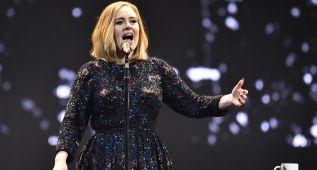 Adele cumple el sueño de una niña en estado terminal