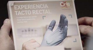 Regala vida con 'un tacto rectal' - Campaña contra el Cáncer