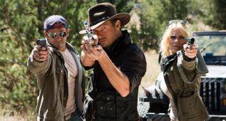Backstreet Boys y NSYNC actúan en una película de zombies