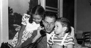 Muere Frank Sinatra Jr., el hijo de 'La Voz'