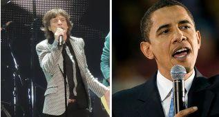 """Obama será """"telonero"""" de los Rolling Stones en Cuba"""