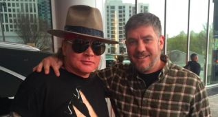 Axel Rose confirma la próxima gira de Guns N' Roses