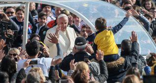 Instagram: Al Papa Francisco le siguen 1,5 millones en 2 días
