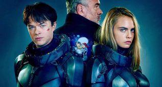 Cara Delevingne nos muestra el look futurista de 'Valerian'
