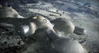 """ESA revela sus planes para una """"Moon Village"""" dentro de 20 años"""