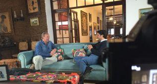 Bertín Osborne en Telecinco: primer invitado, Fran Rivera