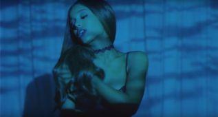 Ariana Grande, explosiva en el clip de 'Dangerous Woman'
