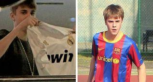 Barcelona - Real Madrid: ¿Con quién va Justin Bieber?
