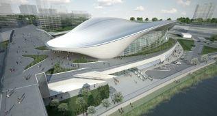 Zaha Hadid: su arquitectura para Londres 2012
