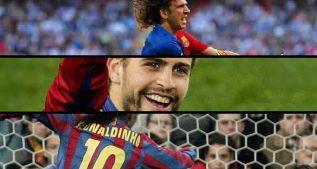 ¿Cuál es el mejor momento del Barça en los Clásicos?