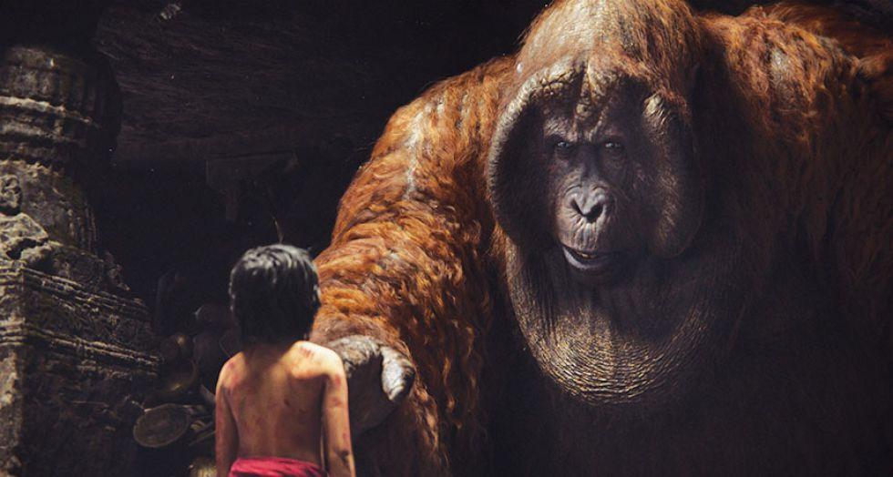 'El Libro de la Selva': Así resucitó Disney a un simio