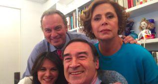 Telecinco emitirá la entrevista vetada de Bertín a Pedro J.