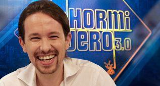 Pablo Iglesias visita esta noche El Hormiguero