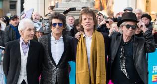 Los Rolling Stones inauguran su extensa exposición de Londres