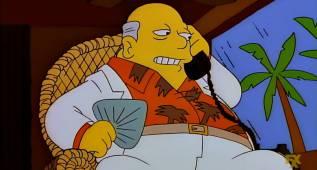Los Simpson predijeron los papeles de Panamá