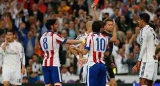 Por todo esto el Atlético de Madrid está harto de los árbitros