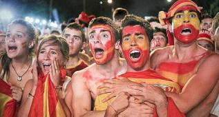 ¿Cuántas emociones sentimos al ver un partido de fútbol?