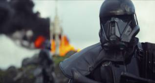 El tráiler de 'Rogue One: a Star Wars story' incendia las redes