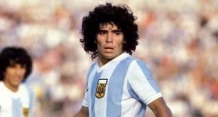 ¿Tienes 30 minutos? Alucina con este vídeo de Maradona