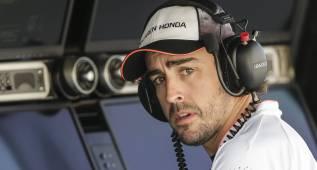 Fernando Alonso niega tener novia con dos intrigantes fotos