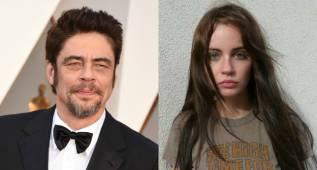 Benicio del Toro tiene nueva novia 29 años más joven que él