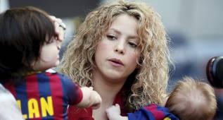 Shakira estaría embarazada de su tercer hijo con Piqué