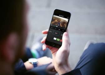 Monta y comparte tus proezas deportivas con la GoPro desde el movil